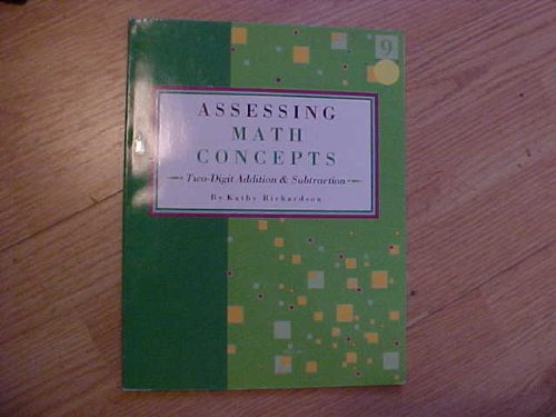 9780972423885: Assessing Math Concepts: Two-Digit Addition & Subtraction