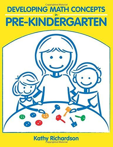 Developing Math Concepts in Pre-Kindergarten - Kathy Richardson
