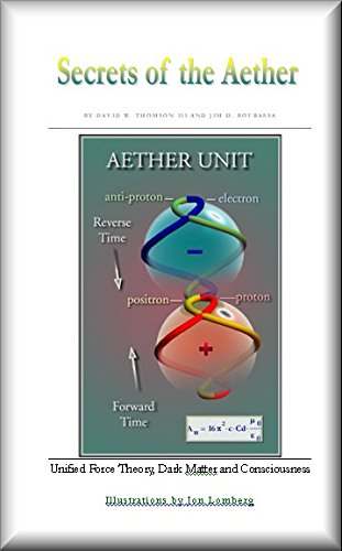 9780972425124: Secrets of the Aether: Unified Force Theory, Dark Matter and Consciousness