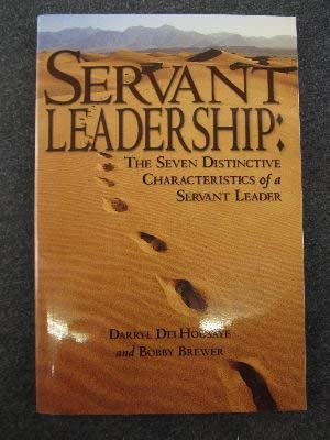 """delhousaye seven characteristics of servant leadership He was a servant first"""" [7] as biblical leaders, we must first seek to serve those we lead """"great leaders never set themselves above their followers, except in ."""