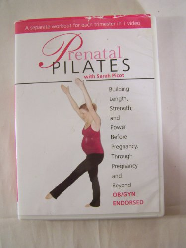 9780972439220: Prenatal Pilates
