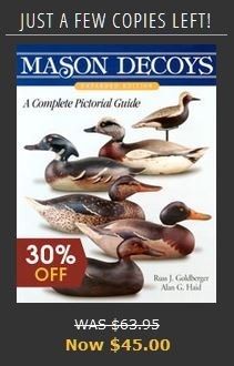 9780972442305: Mason decoys: A complete pictorial guide