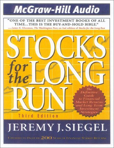 9780972446235: Stocks for the Long Run: The Definitive Guide to Financial Market Returns and Long-Term Investment Strategies