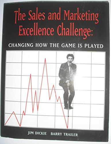 9780972475044: The Sales and Marketing Excellence Challenge