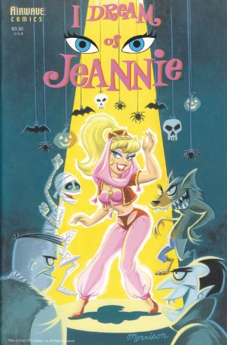 9780972480550: I Dream Of Jeannie Tricks and Treats Annual