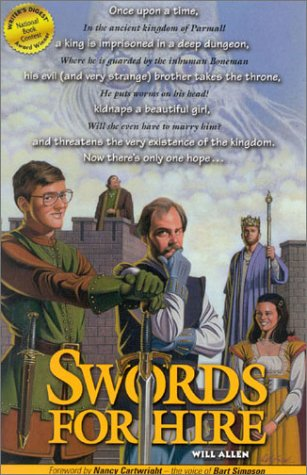 Swords for Hire: Two of the Most: Will Allen