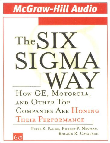 9780972488952: The Six Sigma Way: How GE, Motorola, and Other Top Companies are Honing Their Performance