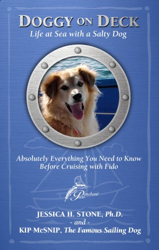 9780972496094: Title: Doggy on Deck Life at Sea with a Salty Dog Absolut