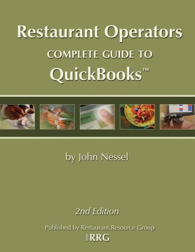 9780972499842: Restaurant Operators Complete Guide to QuickBooks 2nd Edition