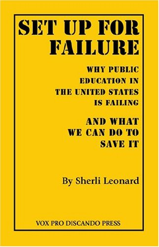 Set Up for Failure: Sherli Leonard