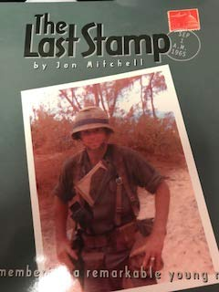 The Last Stamp: Mitchell, Jan