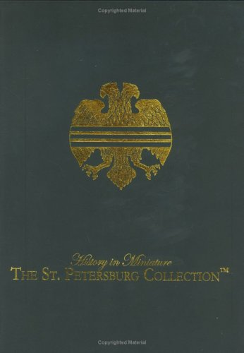9780972529822: History in Miniature: The St. Petersburg Collection 2-Book Set )