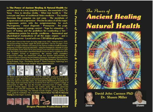 9780972548823: The Power of Ancient Healing and Natural Health
