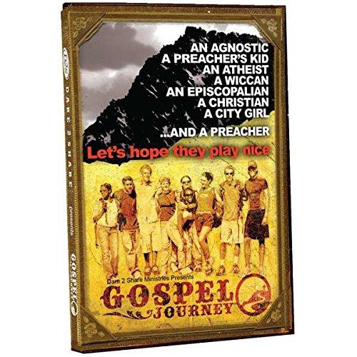 9780972550789: Dvd-Gospel Journey Adventure-Video Curriculum (2nd Edition)