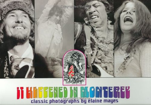 9780972559607: It Happened in Monterey: Modern Rock's Defining Moment