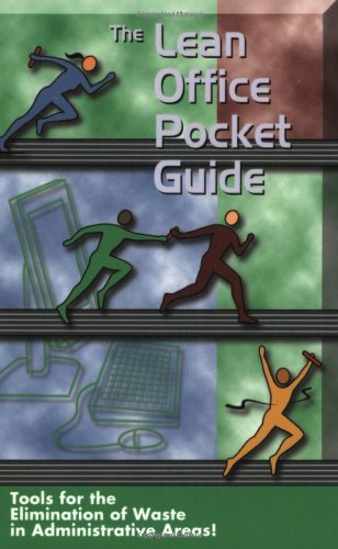 The Lean Office Pocket Guide: Don Tapping