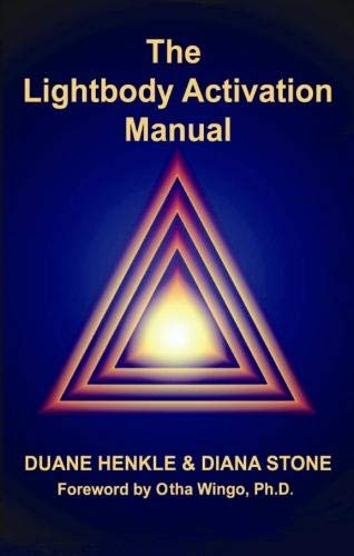 9780972574525: The Lightbody Activation Manual - 3rd Edition