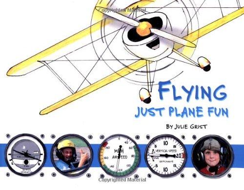 9780972575003: FLYING: JUST PLANE FUN (HC)