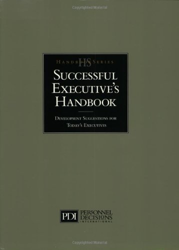9780972577007: Successful Executive's Handbook