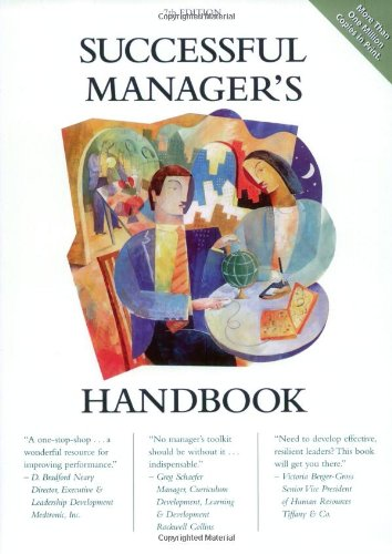 9780972577021: Successful Manager's Handbook: Develop Yourself, Coach Others