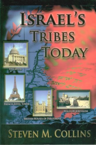 """Israel""""s Tribes Today: Steven M. Collins"""