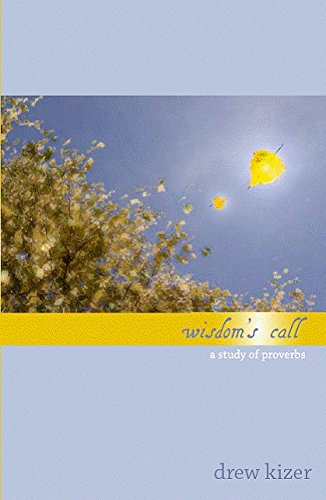 9780972589420: Wisdom's Call: A Study of Proverbs