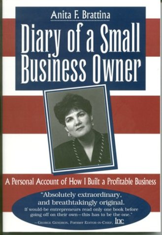 9780972597302: Diary of a Small Business Owner