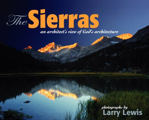 The Sierras (0972600426) by Larry Lewis