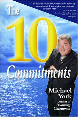 The 10 Commitments: York, Michael