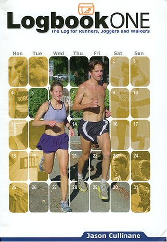 9780972614108: LogbookONE: The Log for Runners, Joggers and Walkers