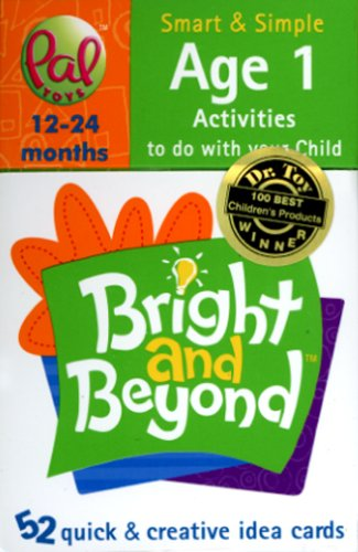 Bright and Beyond: Age 1: Toys, Pal