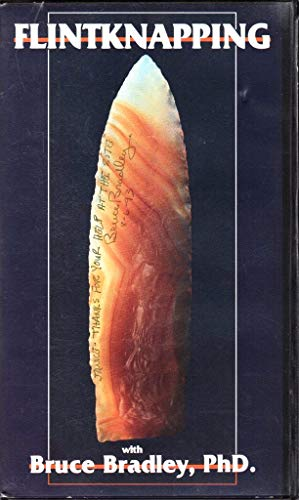 9780972620529: Flintknapping with Bruce Bradley Ph.d.