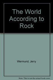 9780972625517: The World According to Rock