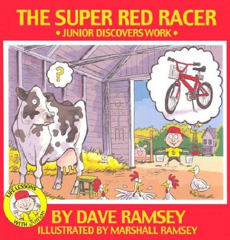 9780972632300: The Super Red Racer: Junior Discover Work (Life Lessons With Junior)