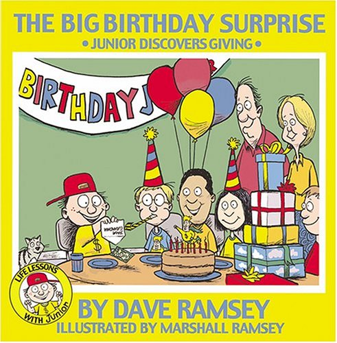 The Big Birthday Surprise: Junior Discovers Giving By