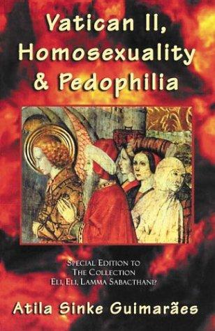 9780972651622: Vatican II, Homosexuality & Pedophilia