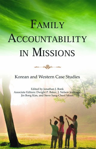 9780972660563: Family Accountability in Missions: Korean and Western Case Studies