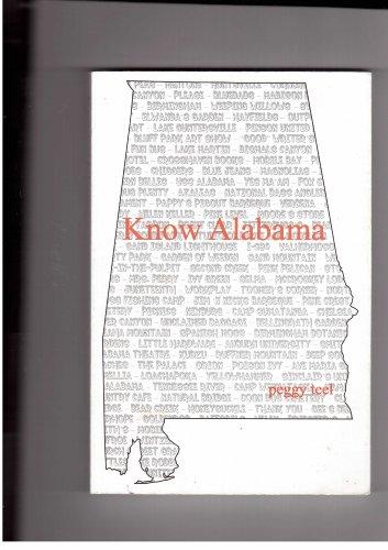 Know Alabama: Teel, Peggy