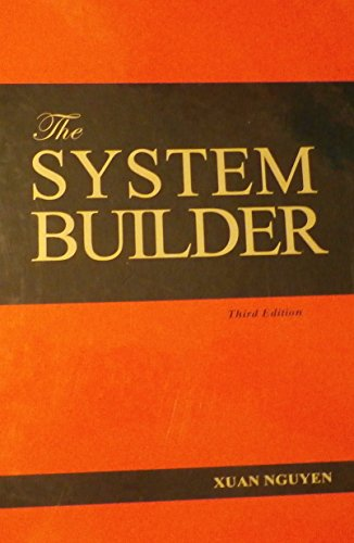 9780972684880: The System Builder