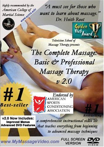 9780972704861: The Complete Massage Pack: Basic & Professional Massage Therapy v2.0