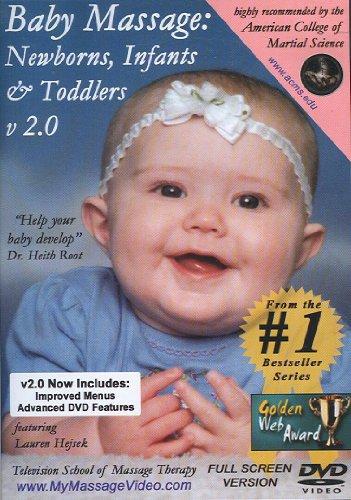 9780972704885: Baby Massage: Newborns, Infants & Toddlers v 2.0