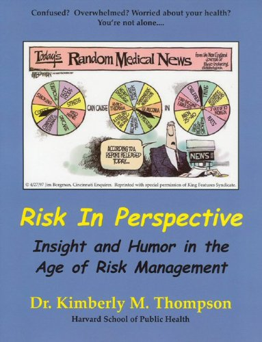 9780972707824: Risk in Perspective: Insight and Humor in the Age of Risk Management
