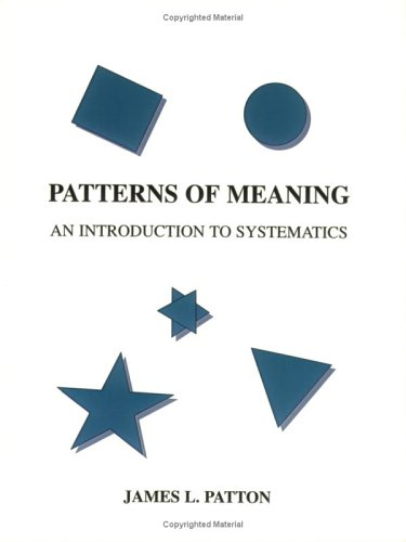 9780972709217: Patterns of Meaning