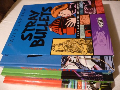 9780972714532: Stray Bullets HC Collection Slipcased Ed