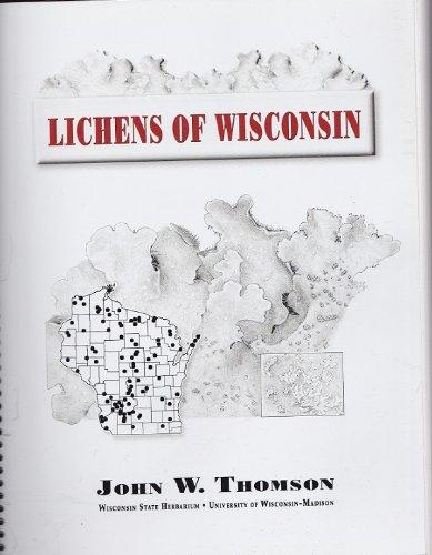 9780972739306: Lichens of Wisconsin