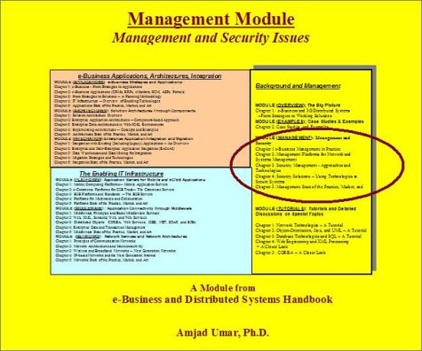 9780972741453: e-Business and Distributed Systems Handbook: Management Module