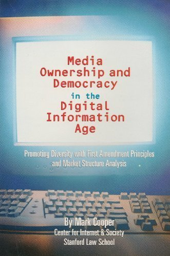 9780972746090: Media Ownership and Democracy in the Digital Information Age