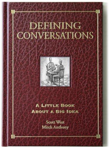 Defining Conversations: Scott West; Mitch Anthony