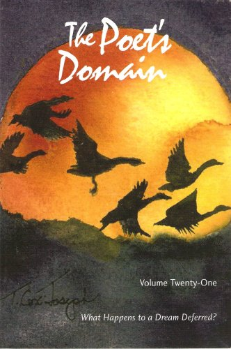 9780972753104: The Poet's Domain: What Happens to a Dream Deferred? - Volume 21