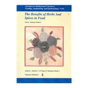 9780972759748: Benefits of Herbs and Spices in Food